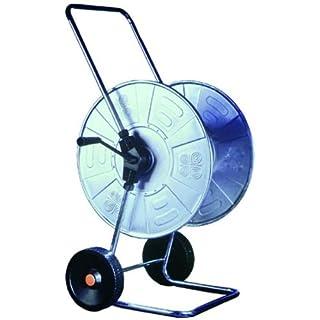 Argati 77350-10315, Mounted on wheels for arrozage Hose, Steel, 110m