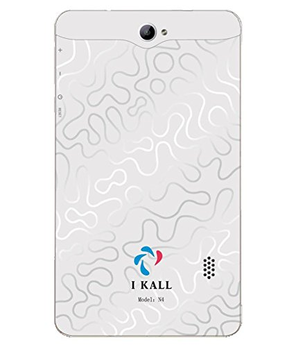 I-KALL-N4-Dual-Sim-4G-Calling-Tablet-with-keyboard-2600-mah-power-bank-White