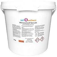 Oxígeno activo granulado/Oxígeno granulado/O² de granulado–5,0kg