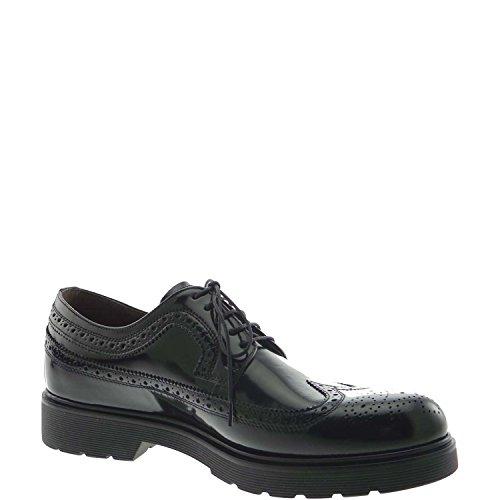 Nero Giardini 3702U Lace Shoes Homme Noir - Nero