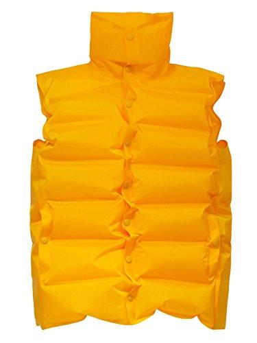 balenciaga-gilet-donna-470761tvg027200-poliammide-giallo