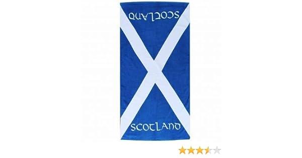 Giant Scotland Saltire Beach Towel (150cm X 75cm)  Amazon.co.uk  Sports    Outdoors faf4eac2b