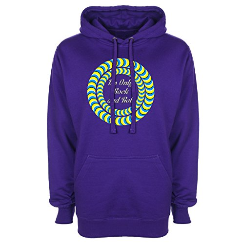 its-only-rock-and-roll-optical-kapuzenpullover-violett-small-96cm