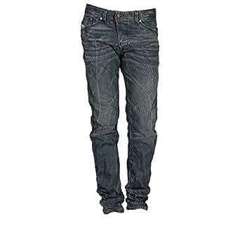 Diesel - Jeans Diesel Darron 803S Regular Slim-Tapered - Gris, W36 / L32 - (fr T46)