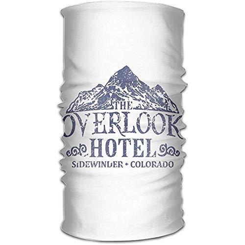 RP Amazing Sweatband,The Overlook Hotel Vielseitig im Freien Stilvolle Kopfbedeckung Multifunktionales Sportstirnband Schweißband, Magischer Schal, Kopfwickel, Kopftuch, Sturmhaube - Rp-hotel