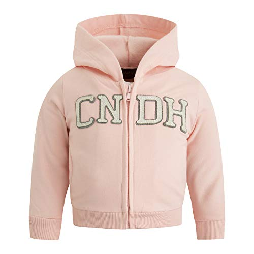 CANADA HOUSE Sweat-Shirt bbbella Rose bébé Fille Fille, Taille 9m, Couleur Rose