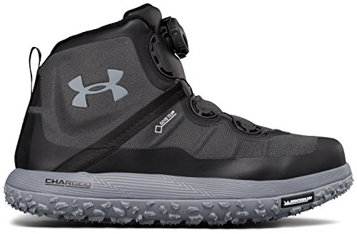 Under Armour Fat Tire GTX Military Boots Multicolore - vert/gris acier (Nori Green/Steel/Steel)