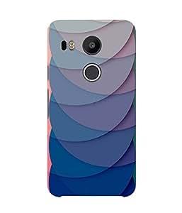 Pink Blue Goods LG Nexus 5X Case