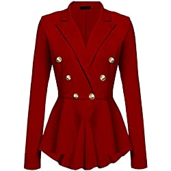 precio competitivo 4f6a7 be45a Las Chaquetas estilo Almirante para mujer: un abrigo ...