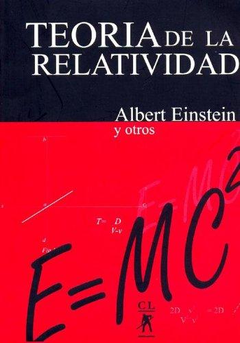 Teoria de La Relatividad por Albert Einstein