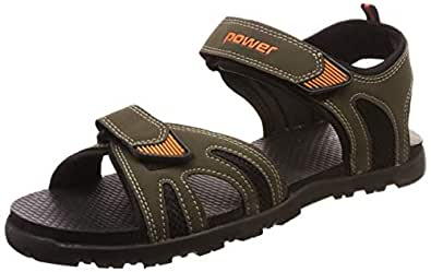 Power Men's Rafter Ms Olive Floaters-7 UK/India (41 EU) (8617316)