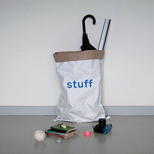 Papiersack 'stuff' - Für Sonstiges