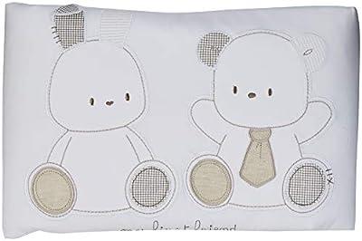 Chicco Coperta per Carrozzina Sfoderabile, Saco Bebe Dormir Bebé-Niños, Blanco (Bianco 033), Talla única (Talla del Fabricante: 099)