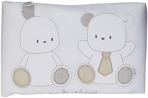Chicco coperta per carrozzina sfoderabile, sacco nanna unisex-bimbi, (bianco 033), one size (taglia produttore:099)