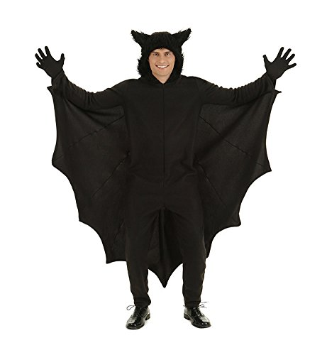 Honeystore Unisex Halloween Vampir Kostüme Rollenspiel Fledermaus Cosplay Allerheiligen (Kleid Cheerleader Kostüme Kleinkind)
