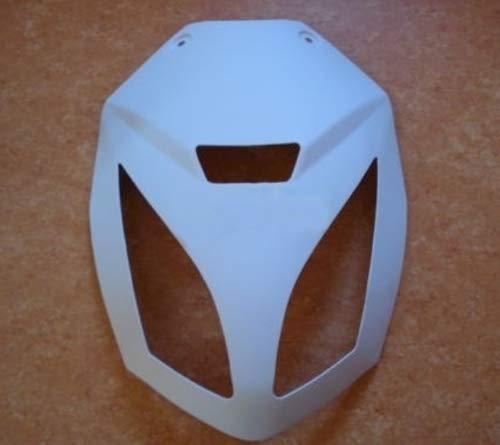 HMParts Front Maske weiß ATV Quad Bashan 300 CCM