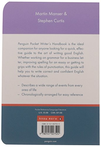 Penguin Pocket Writer's Handbook