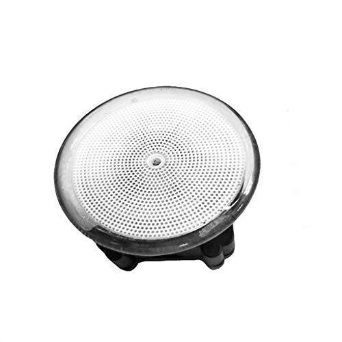 Xshuai 2,5 zoll neue phantasie mini tasche platte disk sensor beleuchtung platte hause disco party decor (Zufällig) -
