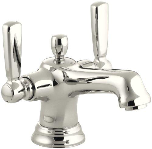 Kohler Bancroft Monoblock WC Wasserhahn Vibrant Polished Nickel - Bancroft Single