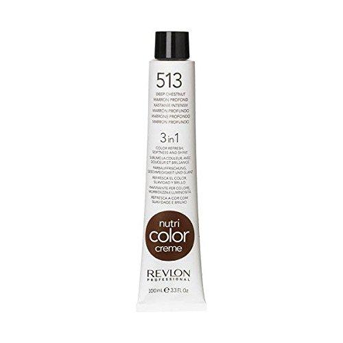 Revlon Nutri Color Creme Senza Ammoniaca 513 Marrone Profondo