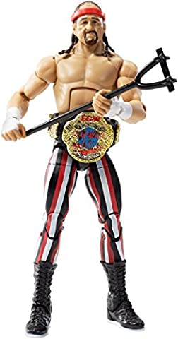 WWE – Elite Collection – Terry Funk – Figurine articulée 16 cm