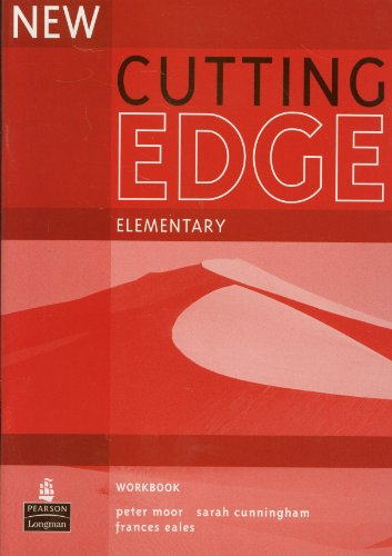 New Cutting Edge. Elementary. Workbook Without Key: Elementary Workbook No Key