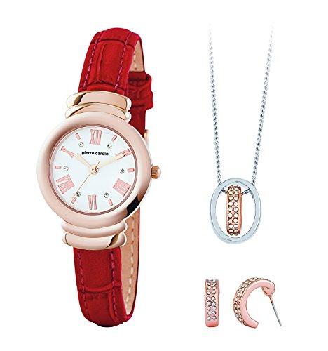 pierre-cardin-pcx6571l292-montre-pour-femme-collier-et-de-boucles-doreilles
