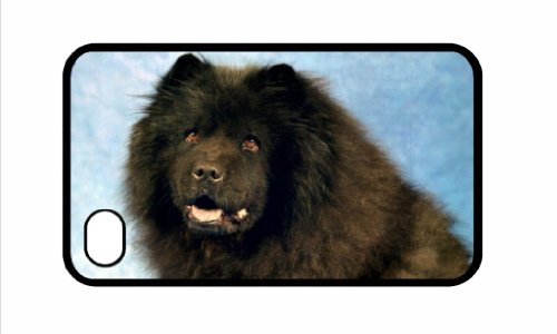 perro-chow-chow-71para-iphone-4-4s-color-negro
