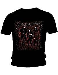 Immortal T-Shirt Immortal - Damned In Black