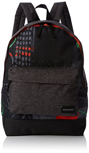 Quiksilver Everyday Poster EQYBP03277-GGY6 - Mochila tipo casual, 16.00 L, color multicolor