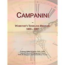 Campanini: Webster's Timeline History, 1855-2007