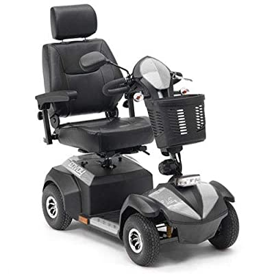 Drive Medical Envoy Plus 8mph Class 3 Mobility Scooter - Silver