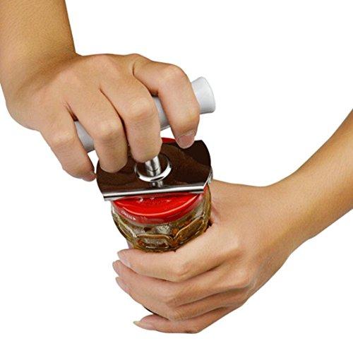Preisvergleich Produktbild Sansee Edelstahl Schraubverschluss Opener Anstrengung ist KT156