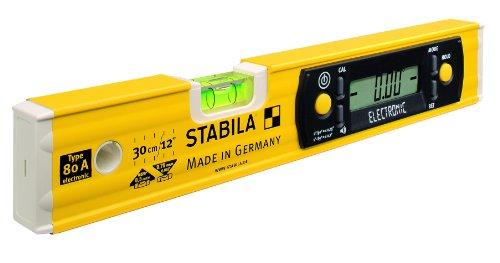 Stabila 17323 Wasserwaage 80 A electronic