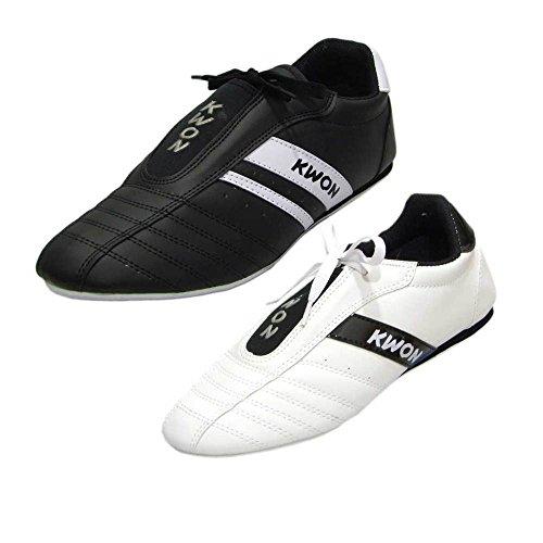 KWON Trainingsschuh Dynamic in 2 Farben schwarz und Weiß Schwarz