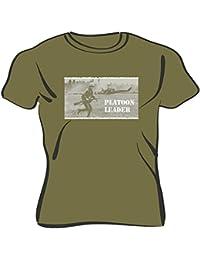 "'T-Shirt ""Platoon Leader Vietnam Army Armée T-shirt printshirt"