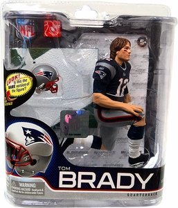 a6186a0b8 McFarlane Toys NFL Sports Picks Series 27 Action Figure Tom Brady (New  England Patriots)