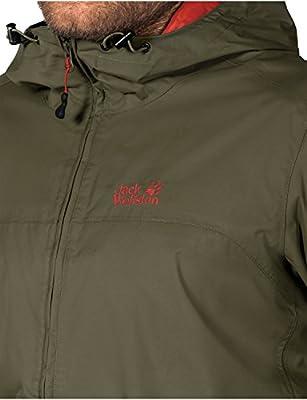 Jack Wolfskin Herren Wetterschutzjacke Arroyo Jacket
