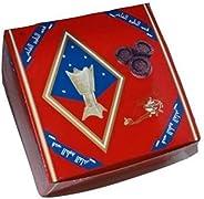 فحم الخليج الفاخر- الفحم الهولندي Faham Al Khaleej Alfakir 33mm Charcoal made in Holland with 80 quick lightin