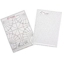 Freehand Designer - 1 x A4 Hoja de cuadrícula, 1 x A4 A4 Hoja del