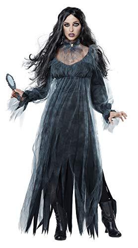 Halloween Ghost Braut Beerdigung Zombie Kostüm Kostüm Ball Bühne Spielen Kostüm Vampir Dämon l Stil - Halloween Beerdigung Kostüm