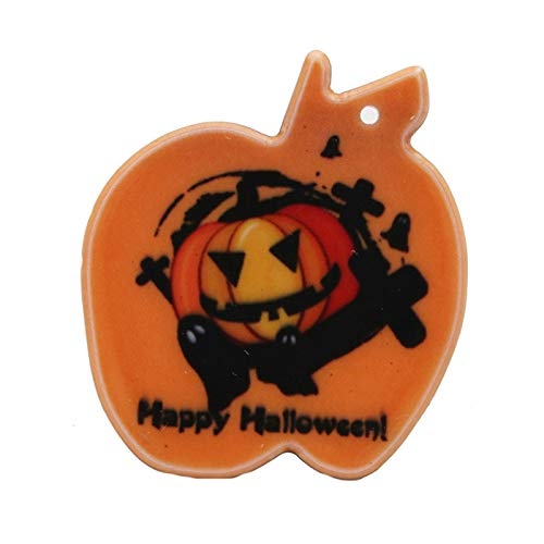 (Reosu Allerheiligen Kürbisform Halloween 2 Allerheiligen Für Kinder Kunststoff Orange)