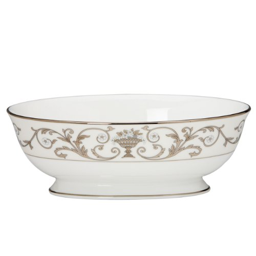 Lenox Autumn Legacy Collection Open Vegetable Bowl Lenox Open Vegetable Bowl