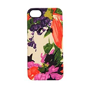 J.Crew Abstract Floral Print Case for Apple iPhone 4/4S (Multi)