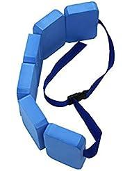 HNJZX Cinturón flotante para entrenamiento de natación, para adultos, piscina, acuático, entrenamiento