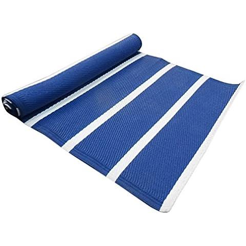 indiano stuoia di plastica modello mat striscia tappeto straccio polipropilene