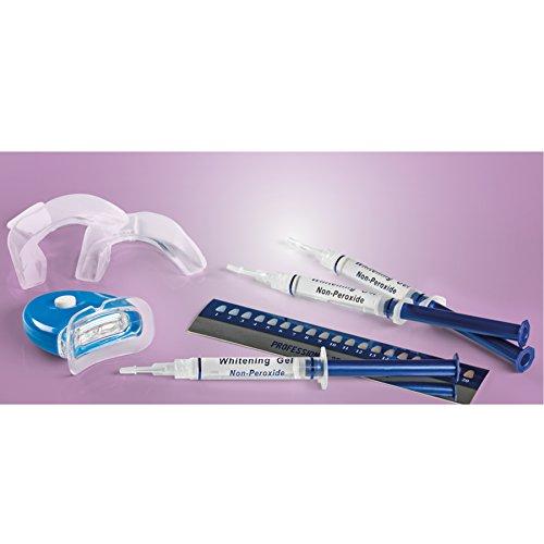 VITALmaxx Zahnpflege Zahnweiß-Kit 7-teilig