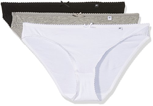 Pretty Polly Women's Brief Pack of 3