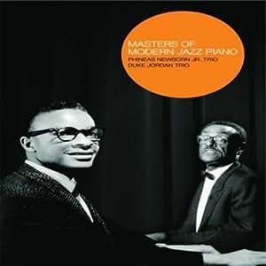Phineas Newborn/Duke Jordan -  Masters of Modern Jazz Piano [DVD]