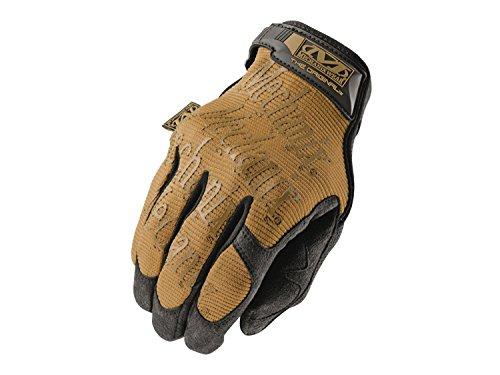 Einsatzhandschuhe -Mechanix Wear Original Glove-, doppelt vernäht und verstärkt - coyote